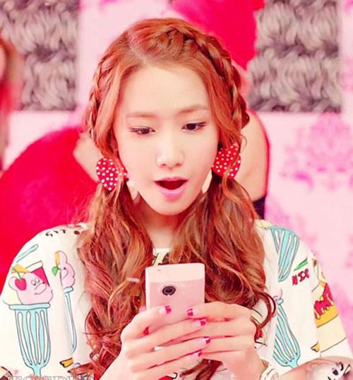 Tết buộc hai bên ngọt ngào như Yoona