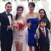 Lộ ảnh đám cưới Tăng Bảo Quyên?