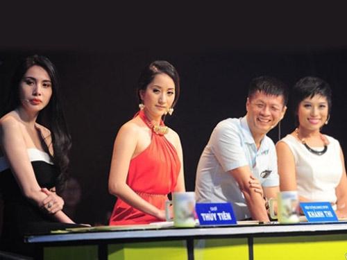 show thuc te: can tai nang, gia coi giam khao - 1