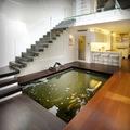 Nhà đẹp - Nhà sang bày ít, cá bơi tung tăng