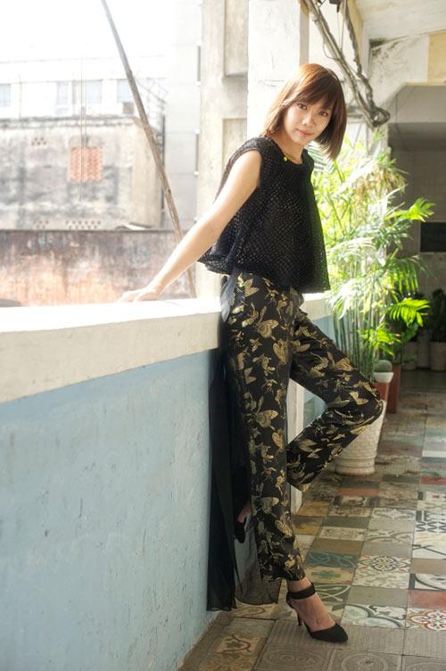 xuong pho that chuan voi trang phuc gam - 5