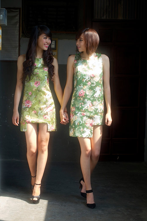 xuong pho that chuan voi trang phuc gam - 9