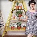 Nhà đẹp - Tuyệt chiêu trữ đồ: Yêu lắm cầu thang cũ!