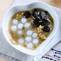 Bếp Eva - Chè đậu xanh trân châu thạch đen