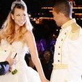 Làng sao - Lễ cưới đẹp như cổ tích của Mariah Carey