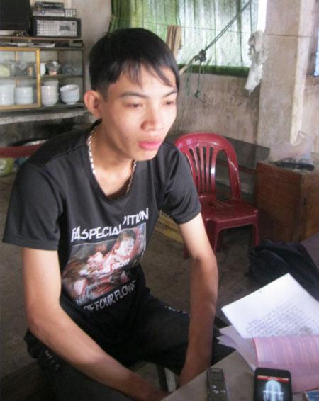 nghi trom tien, bat nguoi dem chon song - 2