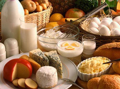 Dinh dưỡng để dễ dàng thụ thai