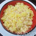 Bếp Eva - Chắc dạ với xôi ngô bữa sáng