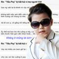 """Làng sao - Chị em """"nóng mặt"""" vì Psy nhí bị chê bai"""