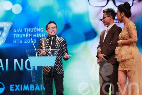 van mai huong bat ngo gianh giai htv awards - 12