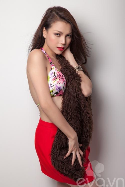 tra ngoc hang nong ray khoe kheo vong mot sexy - 1