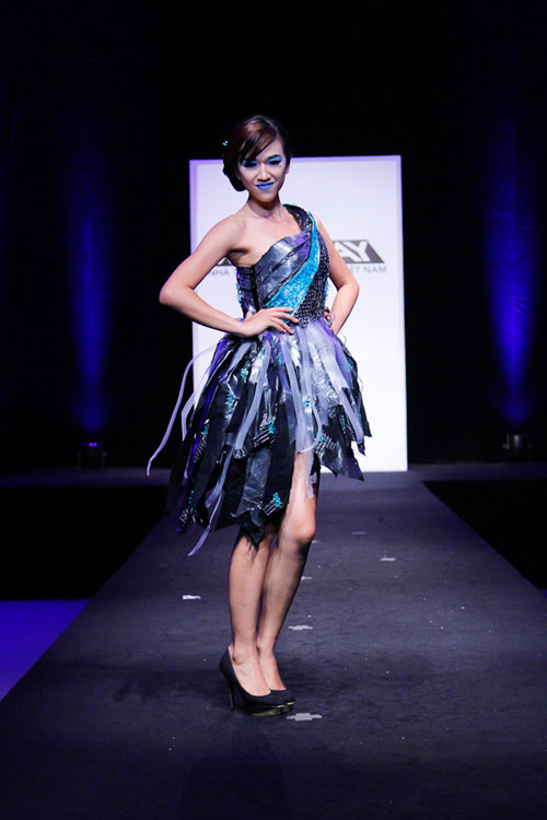 project runway 'thoi hon' vao rac thai - 7