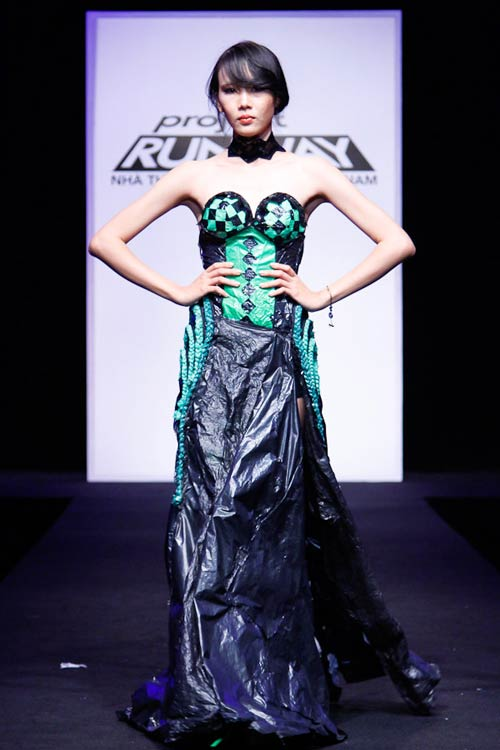 project runway 'thoi hon' vao rac thai - 11