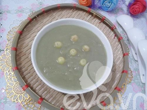 Chè đậu xanh hạt sen bổ dưỡng - 8