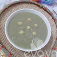 Chè đậu xanh hạt sen bổ dưỡng