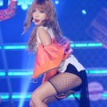 Thời trang - Sao Gangnam diện quần ren 'khó coi'