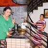 Nhà đẹp - Nhà nhỏ xinh xinh của diễn viên Ngân Quỳnh
