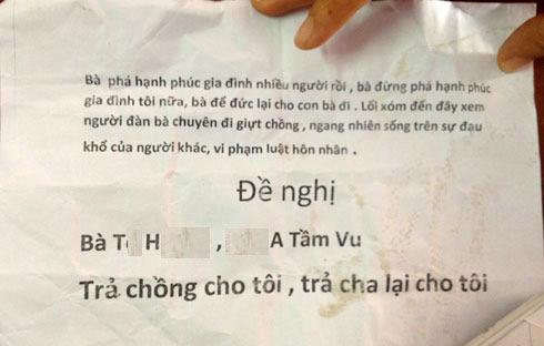 la lung nguoi dan ba di o to phat to roi 'doi'... chong - 1