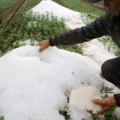 Tin tức - Lốc xoáy kèm mưa đá khủng khiếp ở Đà Lạt