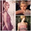 Mê đắm thời trang xa hoa của 'Gatsby vĩ đại'