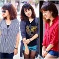 Thời trang - Eva đẹp: Cô sinh viên đam mê 'hàng thùng'