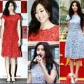 Thời trang - Mê mẩn hàng hiệu như sao Hàn - Trung