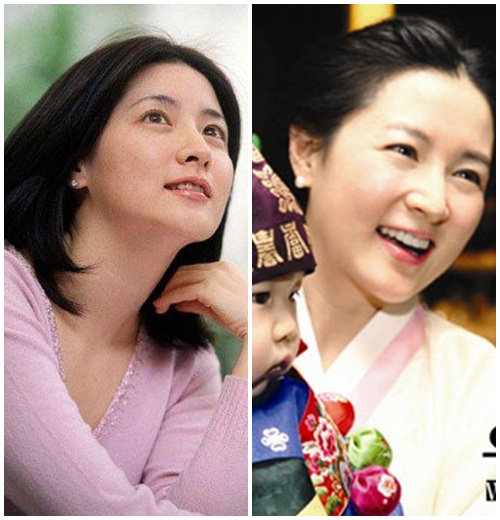 "nhung my nhan ""khong tuoi"" cua showbiz - 14"