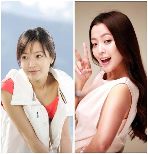 "nhung my nhan ""khong tuoi"" cua showbiz - 15"