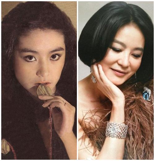 "nhung my nhan ""khong tuoi"" cua showbiz - 9"