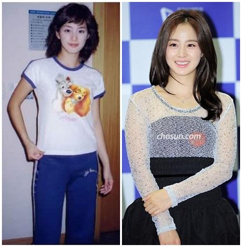 "nhung my nhan ""khong tuoi"" cua showbiz - 18"