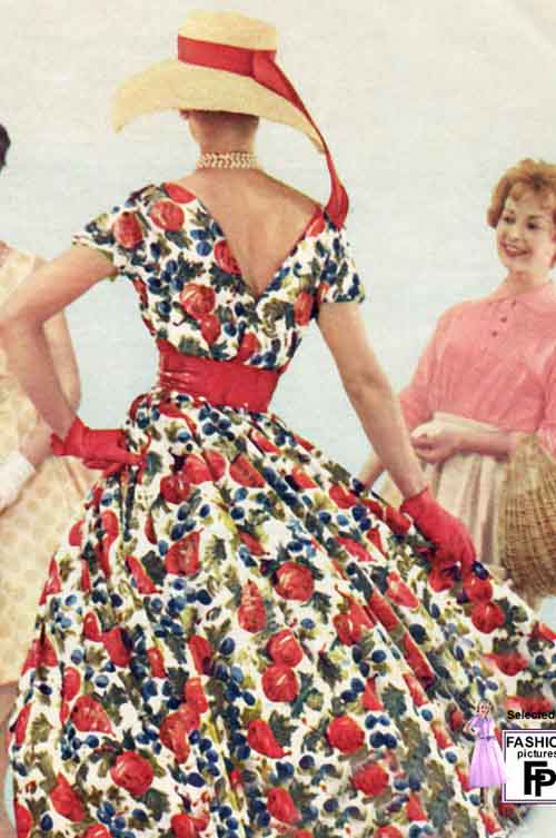 Váy xòe: Là nàng thơ của chính mình - 1