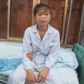 Tin tức - Bé gái bị biến dạng mặt vì có khối u