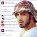 Làng sao - Facebook của mỹ nam Ả Rập bị đóng cửa