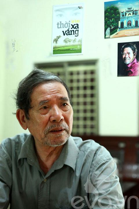 """nha van le luu: """"toi khong can thuong hai"""" - 15"""