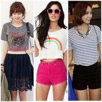 3 trào lưu áo phông hot nhất hè 2013
