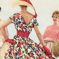 Váy xòe: Là nàng thơ của chính mình