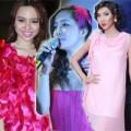 Thời trang - Sắc hồng 'mang tội' vì sao Việt
