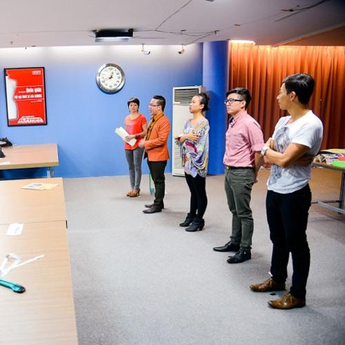 project runway loai kep, thi sinh 'vach toi' nhau - 1