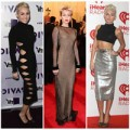 Thời trang - 10 bộ cánh sexy nhất thảm đỏ của Miley Cyrus