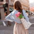 Thời trang - Hi Eva: Chào thứ 2 với tulip hồng