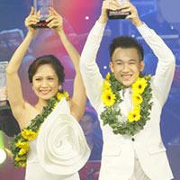 Thanh Thúy - Dương Triệu Vũ đăng quang CĐHH