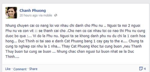 "hau cdhh: sao viet lanh lung ""ke toi"" nhau - 4"