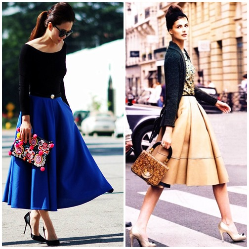 vay xoe nao dang 'tung hoanh' street style? - 1