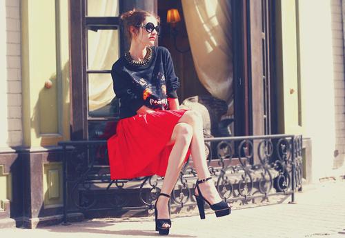 vay xoe nao dang 'tung hoanh' street style? - 10