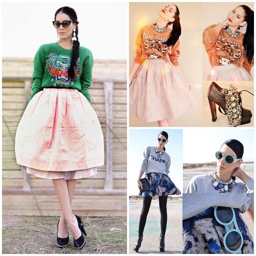 vay xoe nao dang 'tung hoanh' street style? - 18