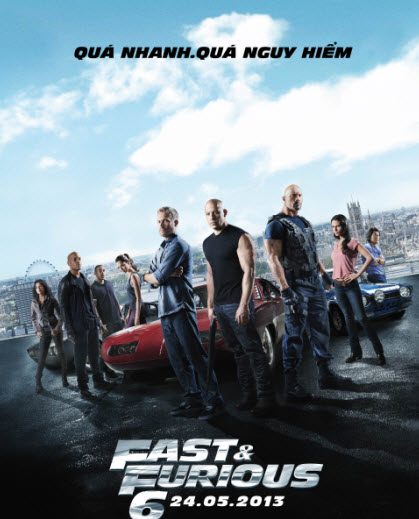 tuan qua: tin buon cho phim fast and furious - 3