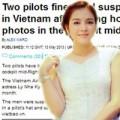 Làng sao sony - Báo chí Anh đưa tin về scandal của Lý Nhã Kỳ