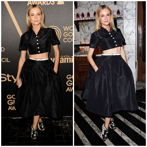 my nhan diane kruger 'lot xac' voi ao lung - 3