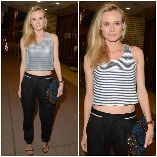 my nhan diane kruger 'lot xac' voi ao lung - 4