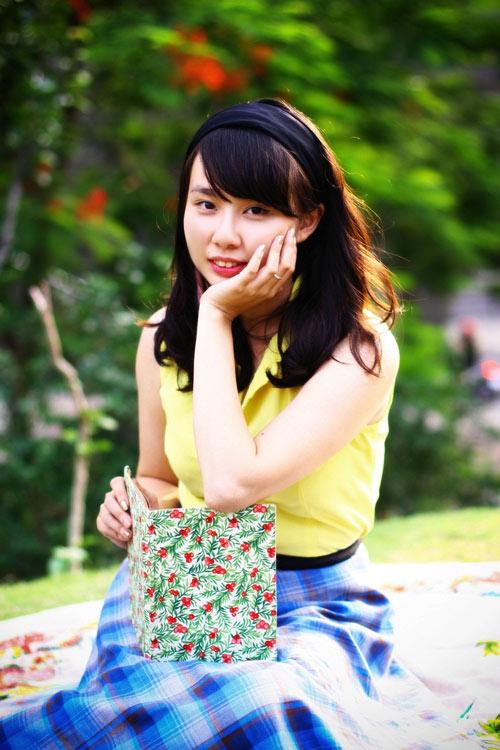 eva dep: co nang 'co dien' me picnic - 10